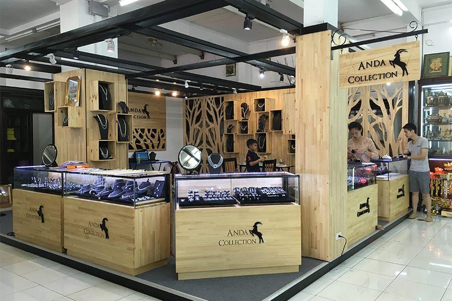 Anda Collection ร้านเครื่องประดับ
